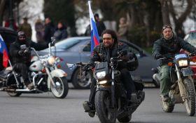 З України вигнали путінського байкера: опубліковано фото