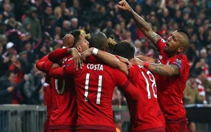 Испанское трио против остальных: определились все четвертьфиналисты Лиги чемпионов