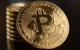 Курс найпопулярнішої криптовалюти впав нижче $ 8000