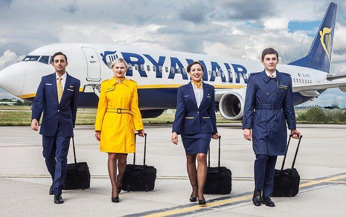 Компанія Ryanair оголосила знижку на всі квитки з України
