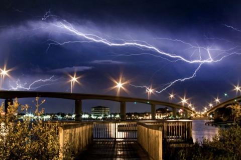 Гром и молнии: фотографии бури от Джейсона Уэйнгарта (15 фото) (7)