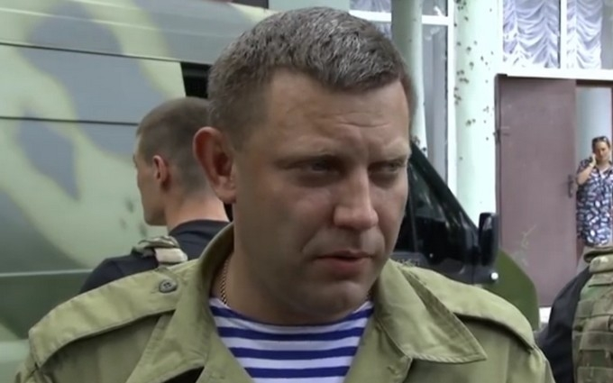 """Ватажок ДНР зізнався, що знає бойовика Моторолу """"як чоловіка"""": опубліковано відео"""