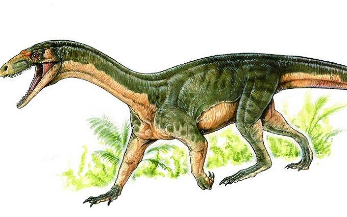 Ученые нашли останки одного из старейших родственников динозавров