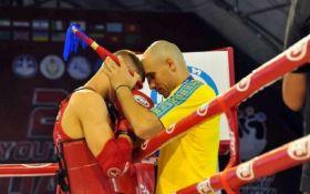17-летний украинец стал чемпионом мира по тайскому боксу