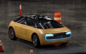 З'явилося шпигунське відео першого автомобіля Apple