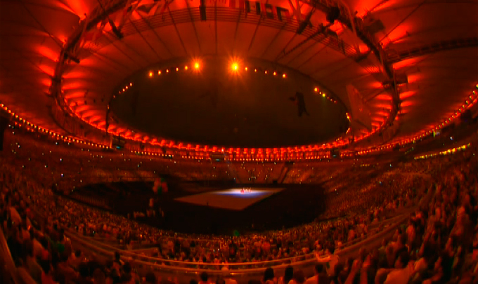 Церемония открытия Паралимпиады-2016: фото и видео из Рио (72)