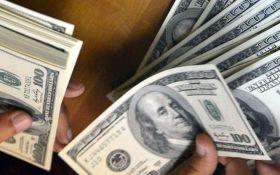 Курси валют в Україні на понеділок, 22 січня
