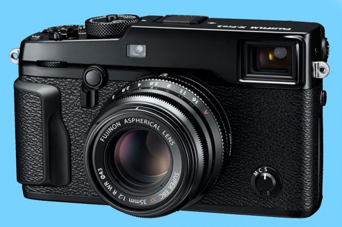 Компанія Fujifilm представила флагманську бездзеркалку X-Pro2 (4 фото)