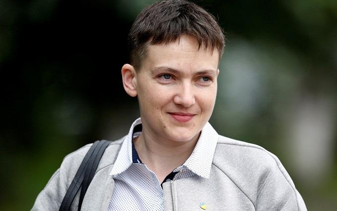 """Савченко поміркувала про """"ополченців"""" на Донбасі"""