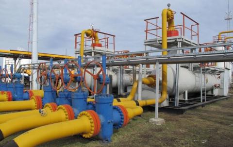 Запаси газу в українських ПСГ збільшилися на 0,23% (1)