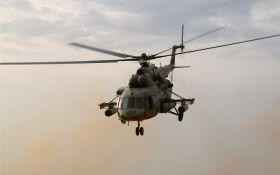 В России вертолет с военными попал в аварию: стали известны подробности