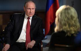 """Іноді несе """"пургу"""": Путін різко висловився про свого прес-секретаря Пєскова"""