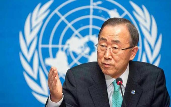 Генсек ООН накликав на себе гнів України та викликав скандал