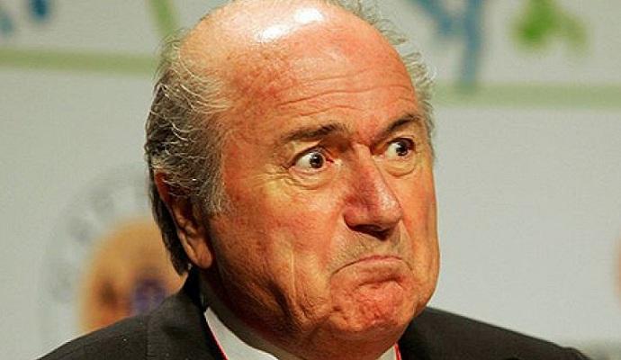 Блаттер продовжує отримувати зарплату від ФІФА, незважаючи на відсторонення