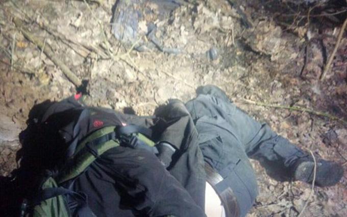СБУ показала фото и видеодоказательства по задержанному шпиону ФСБ