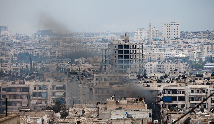 РФ обвинила США в бомбардировке Алеппо