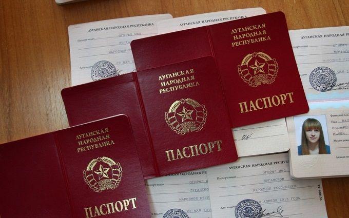 Россия непризнает «паспорта» «ДНР» и«ЛНР»— Песков