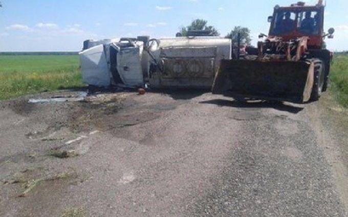 Смертельна ДТП з військовими на Донбасі: з'явилися нові подробиці і фото