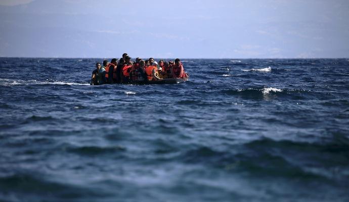 Затонула еще одна лодка с мигрантами