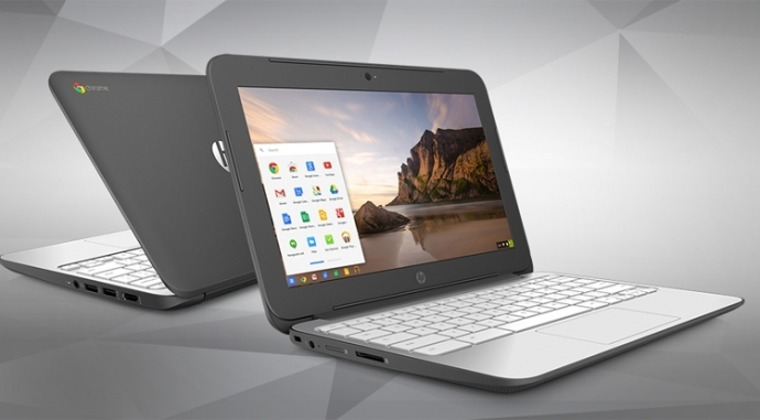 Компания HP анонсировала ноутбук Chromebook 11 G4 EE
