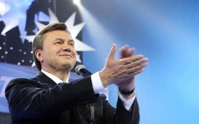 Янукович снова оконфузился со сложным словом