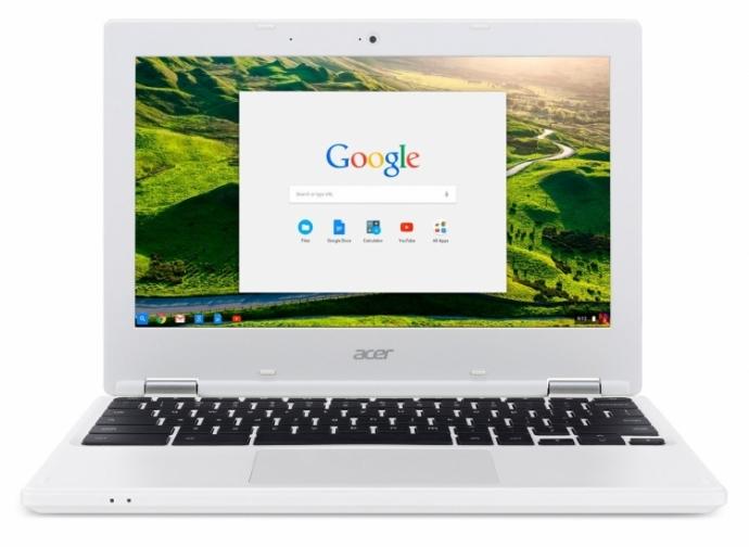 Компанія Acer представила новий Chromebook 11 з IPS-дисплеєм (5 фото)