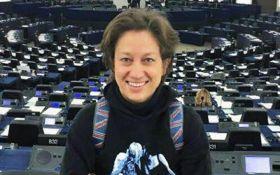 Депутат Європарламенту похвалилася фото з окупованого Луганська
