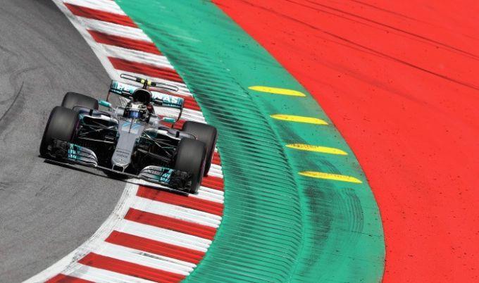Боттас одержал победу австрийский Гран-при «Формулы-1»