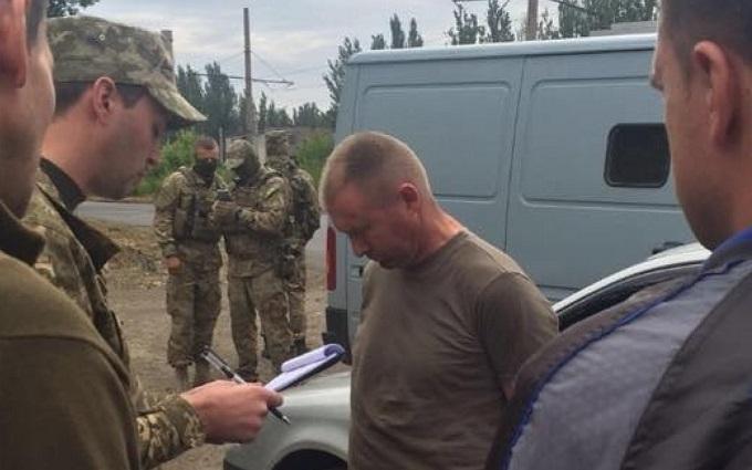 Прийнято жорстке рішення по командиру АТО, який продавав боєприпаси