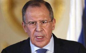 Росія не буде вибачатися за свої дії в Україні - Лавров