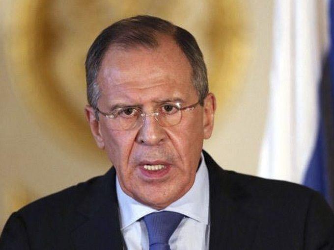 Россия не будет извиняться за свои действия в Украине - Лавров