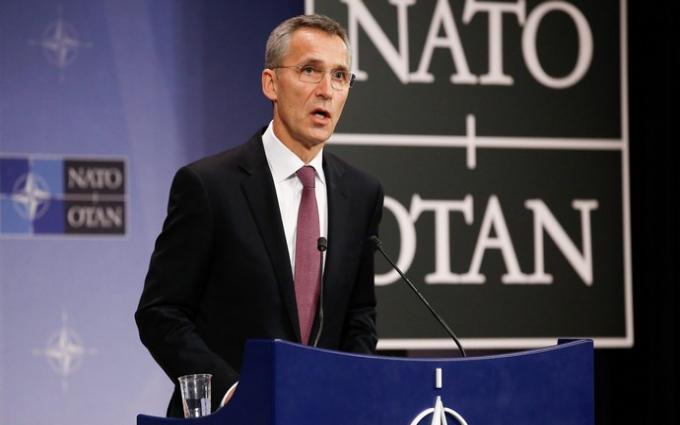 Генсек НАТО виступив із гучними заявами щодо Росії