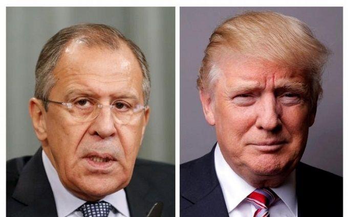 МИД РФ: встреча Сергея Лаврова иДональда Трампа состоится 10мая
