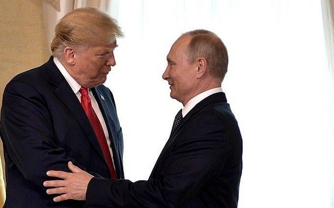 Це дуже мило - Трамп шокував заявою після переговорів з Путіним