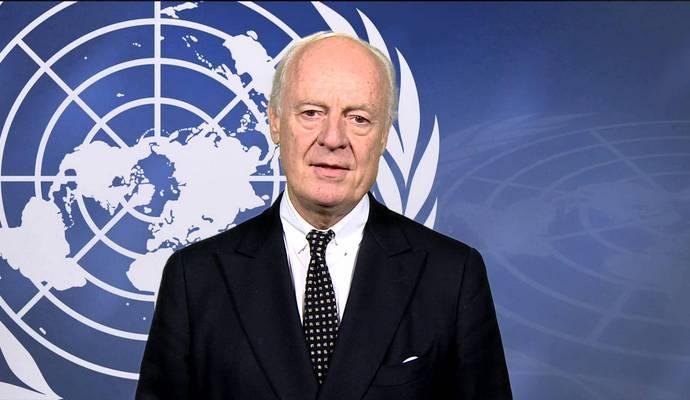 Переговоры ВПК и представителя ООН в Женеве закончились