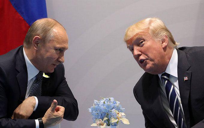 Очень благодарен: Трамп высказался о высылке Путиным дипломатов