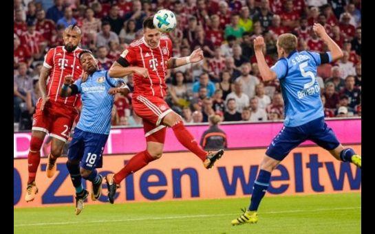 """Бундесліга. 1 тур. """"Баварія"""" відкрила чемпіонат перемогою над """"Байєром"""""""