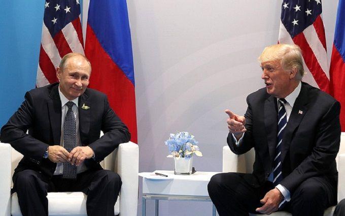 Трамп: я не уступил Путину
