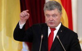 Порошенко назвав мету Путіна в Україні