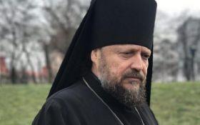 """""""Вели как преступника"""": скандального епископа УПЦ МП депортировали из Украины"""