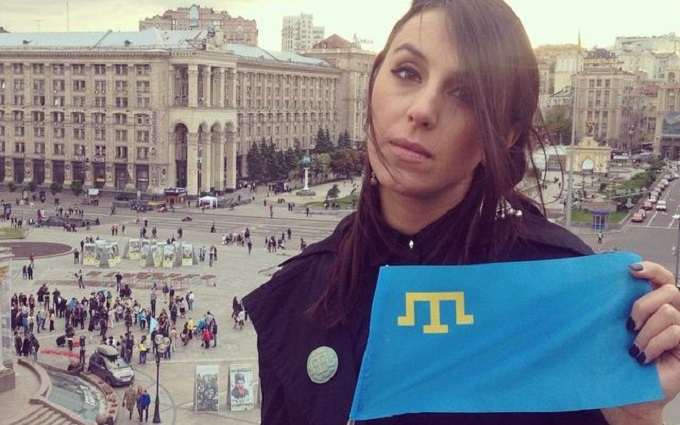 Джамала обратилась к крымским татарам: опубликовано видео