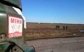 В ОБСЕ обнародовали данные о числе жертв среди мирного населения Донбасса из-за мин и боеприпасов