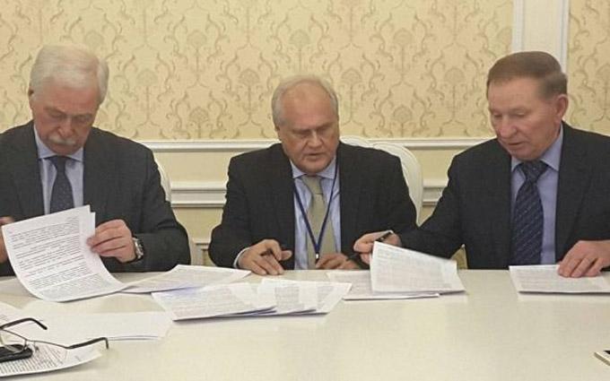 Стало відомо про важливі результати переговорів у Мінську