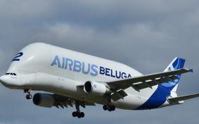 У небі над Німеччиною загорівся один з найбільших транспортних літаків