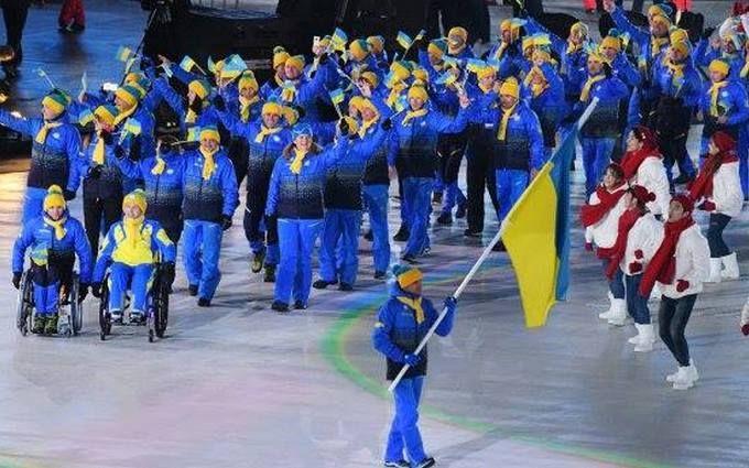 Паралимпиада 2018: Украина получила первую золотую медаль