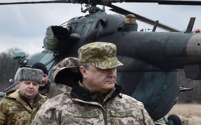 Порошенко грозно обратился к российским военным: опубликованы фото и видео