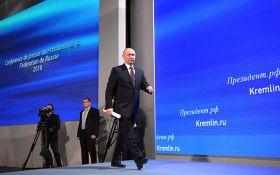 Приклади брехні Путіна на прес-конференції підрахували в мережі
