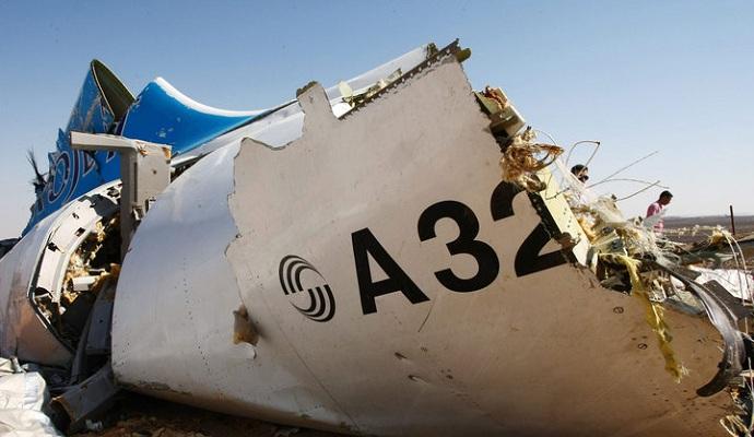 Бомбу на борт А321 заложил механик EgyptAir - источники