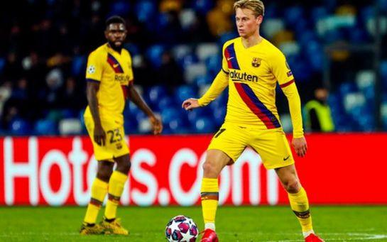 Барселона против Наполи - где смотреть решающий матч Лиги Европы