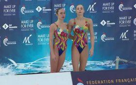"""Українки вибороли світове """"золото"""" у синхронному плаванні"""